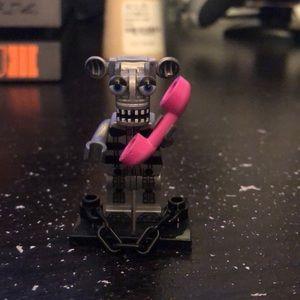 Five nights at freddys lego exoskeleton